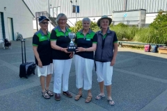 Betty Walker Team - Tournament Winners