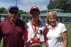 Provincial Junior Champion 2018 (2)