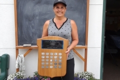 Womens Novice Singles 2018 Winner
