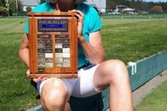 JdF Women's Singles Challenge Winner